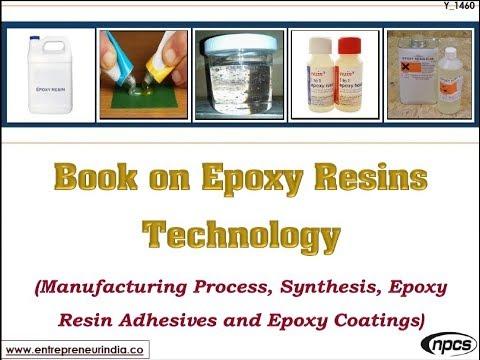 Book on Epoxy Resins Technology