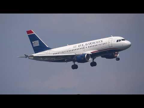Planes Landing & Taking Off @ Reagan National Airport