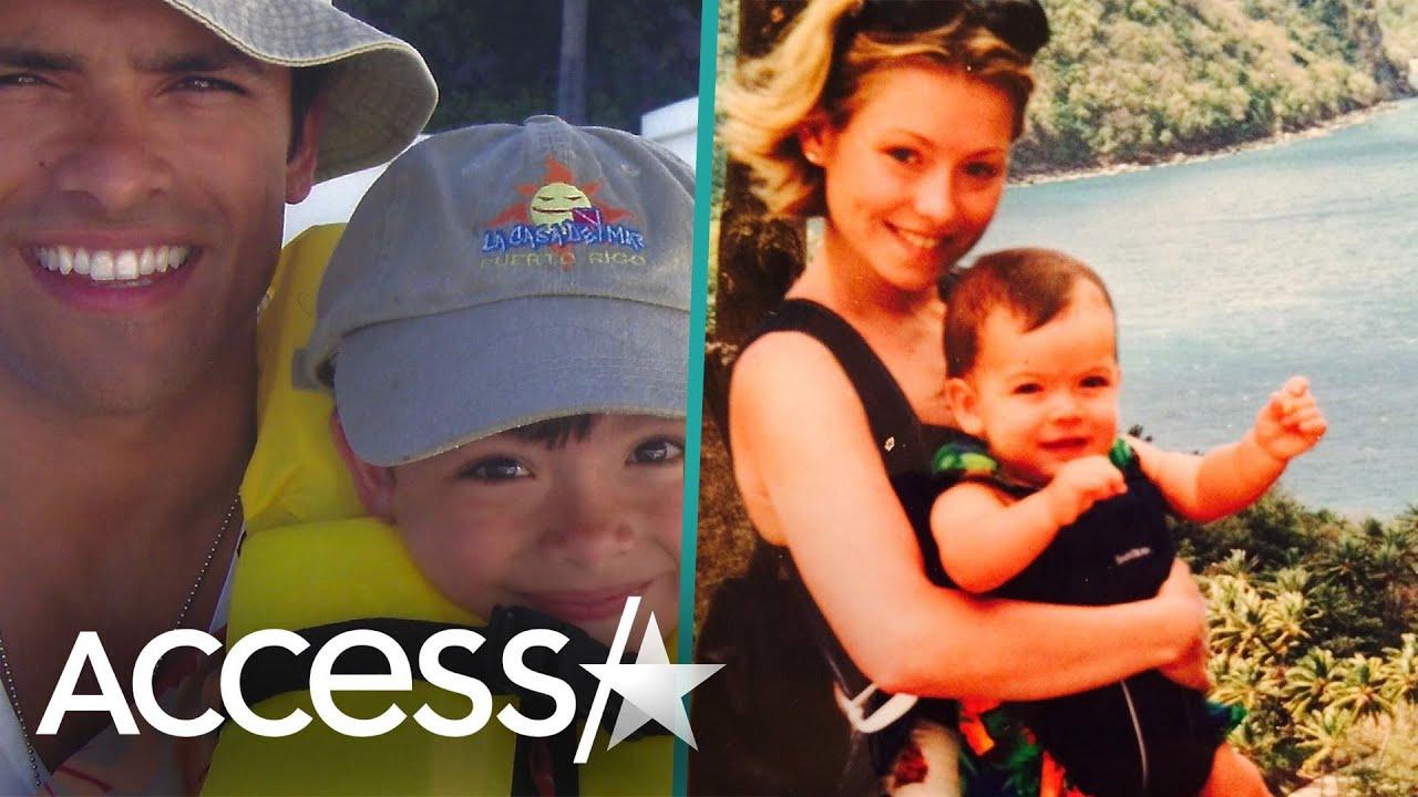 Kelly Ripa & Mark Consuelos Celebrate Son Michael's Birthday!
