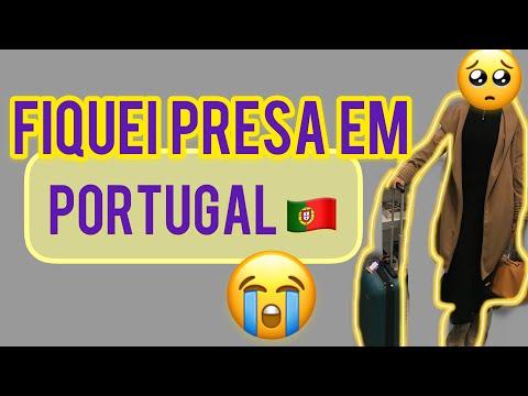 Fui deportada/ Fiquei presa em Lisboa Portugal