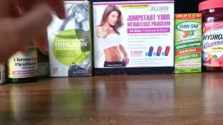 Помогают ли добавки для похудения? БАДы из США. Комплекс от Джиллиан Майклс.