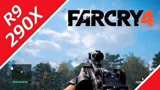 R9 290X in Far Cry 4 | Gameplay and gaming