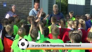 Regiofinales Schoolvoetbal