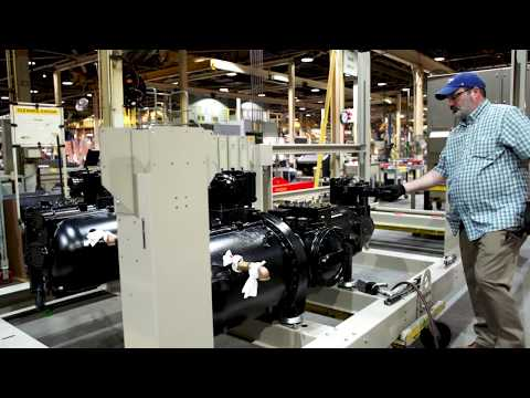 Made in Virginia: Daikin Applied - Industrial Chillers Air Conditioning