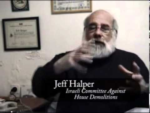 Jeff Halper - Israeli Apartheid And The Paths To A Just Peace