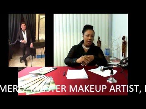 Latinos Creciendo: Entrevista Ulises Amezcua Romero, Master Makeup Artist