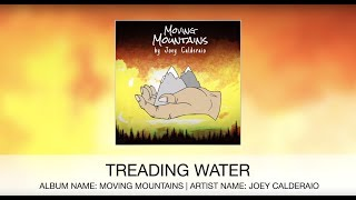 Treading Water (Lyric Video) - Joey Calderaio