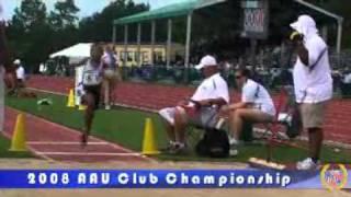 2008 AAU Athletics Club Championships