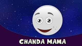 Chanda Mama - Hindi Rhymes For Children 2016 | Hindi Balgeet | Hindi Kids Songs
