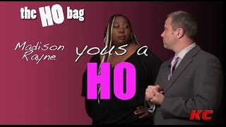 Awesome Kong - Biggest Hoes In Wrestling (Ho Bag) + Talks Beating Up Bubba The Love Sponge