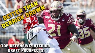 Top 2021 NFL Draft Prospects | Defensive Interior