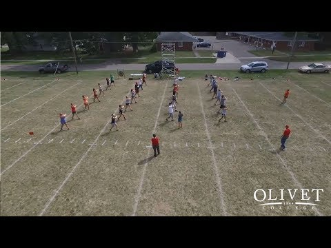 Marching Band Camp | Olivet College