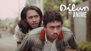 DILAN ANIME (Parody) Trailer Dilan 1991
