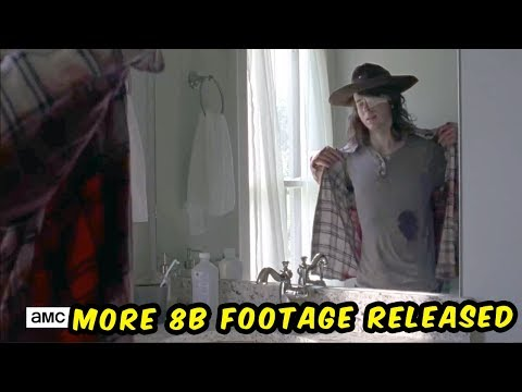 The Walking Dead Extended Footage S08B Promo