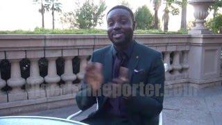 Shades of Blue Actor Dayo Okeniyi on Being Nigerian in Hollywood