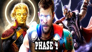 ADAM WARLOCK VS THOR CONFIRMED FOR GUARDIANS OF THE GALAXY VOLUME 3 PHASE 4 & BETA RAY BILL SET UP