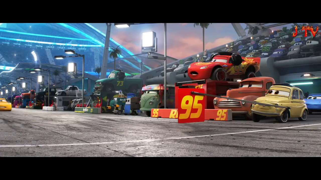 Download Cars 3   Ending Scen 720P