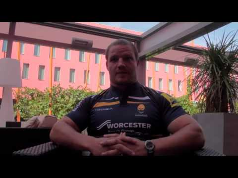 Euan Murray Interview