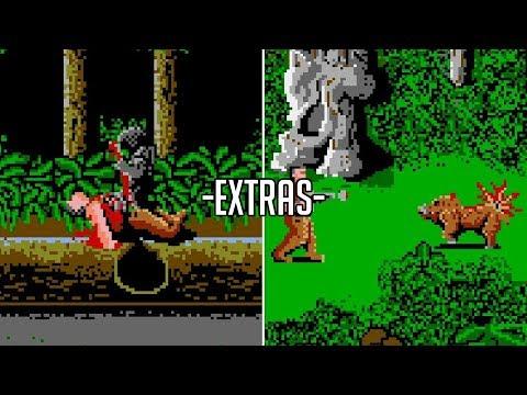 Amiga Misc [020] Predator (Extras)