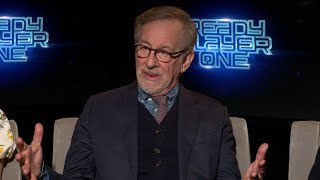 Spielberg discusses March For Our Lives donation