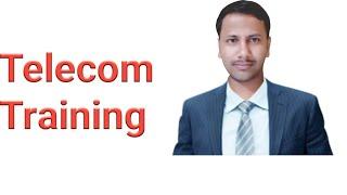 telecom training video - telecom engineer   telecommunication system tutorial basics in hindi