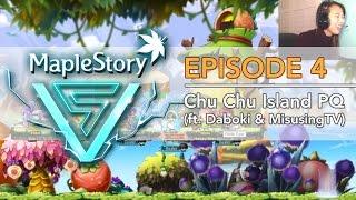 [Maple V Update] S-Rank Chu Chu Island PQ (ft. Daboki & MisusingTV)