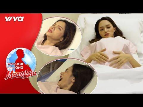 Hương Giang và 1001 biểu cảm khó đỡ khi lần đầu sinh em bé | Khi đàn ông mang bầu