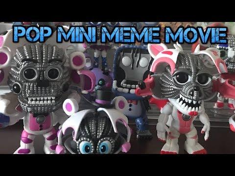 FNaF Pop Mystery Mini Meme Movie
