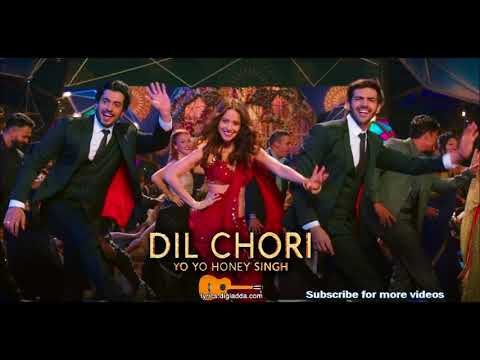 Yo Yo Honey Singh: Dil Chori Song Ringtone | Latest Ringtone