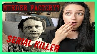 Amy Archer-Gilligan   SERIAL KILLER   Terrifying Truth about the MURDER FACTORY