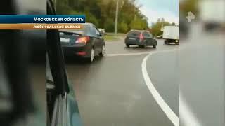 В Московской области объявился антимажор, который устроил дрифт на Жигулях