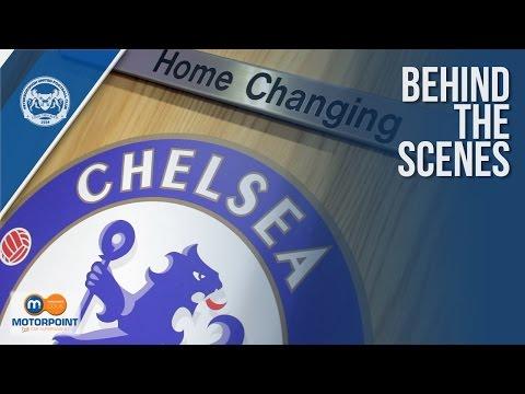BEHIND THE SCENES | At Stamford Bridge