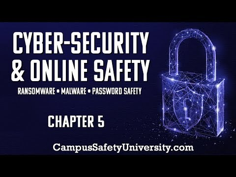 Cyber-Security and Online Safety – Campus Safety University