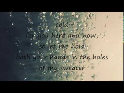 Madilyn Bailey Sweater Weather lyrics