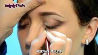 Cвадебный макияж для карих глаз(, 2013-03-27T10:49:02.000Z)