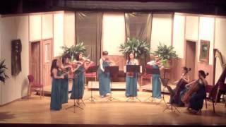 Mendelssohn ottetto op. 20 1.Allegro Moderato ma con fuoco -Le cameriste Ambrosiane