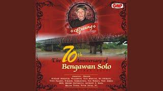 Bengawan Solo in Original Keroncong Orchestra