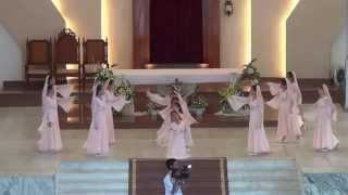 Tình khúc tuyệt vời..Dòng Mân Côi Chí Hóa ,01/05/2015