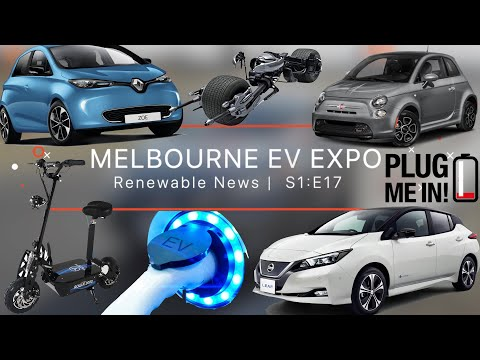Electric Vehicle Expo 2019 | Melbourne, Australia