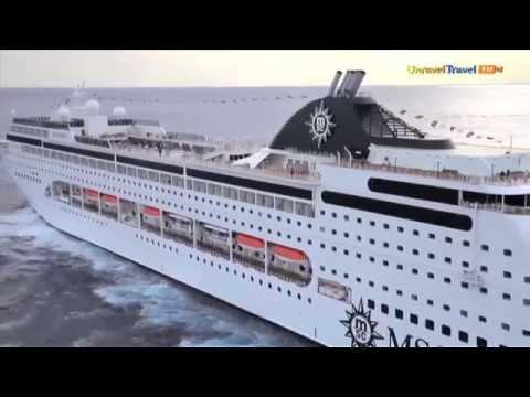 MSC Gulf Cruising 2015/16 - Unravel Travel TV / TravelMedia.ie