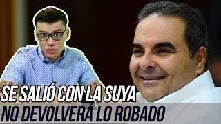 EL ASCO: SACA NO DEVOLVERÁ LO ROBADO - SOY JOSE YOUTUBER