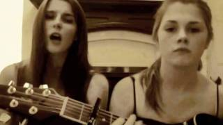 Kelly Rowland Ft David Guetta - Commander (Acoustic Cover) By Kate & Hannah