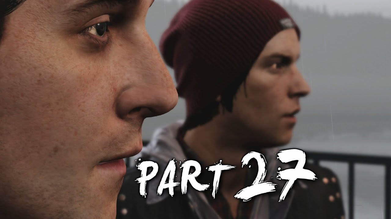 Infamous Second Son Gameplay Walkthrough Part 27