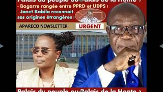 URGENT/ RDC: «Janet Kabila» reconnaît ses origines étrangères