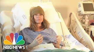 Woman Who Walked 26 Miles In Snow To Save Family Shares Story | NBC News