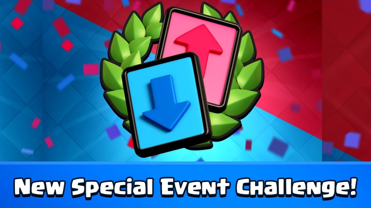 Clash Royale - CROWN DUEL CHALLENGE! New Special Event - YouTube