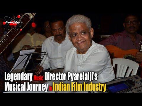 Legendary Music Director Pyarelalji's Musical Journey In Indian Film Industry