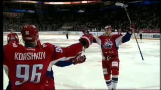 Отличный гол ярославской молодежи / Polunin to Korshkov nice assist