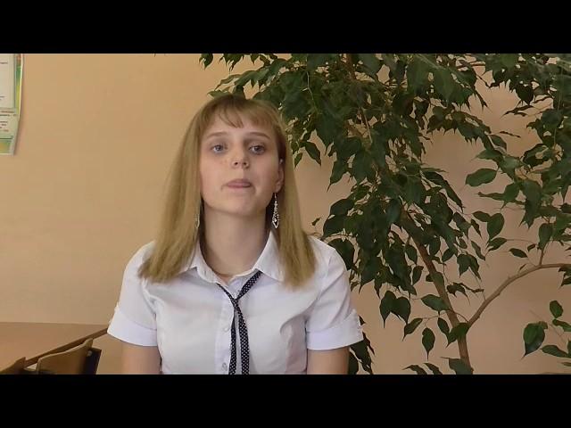 Изображение предпросмотра прочтения – КсенияСибакова читает произведение «Как нас не угнетай разлука» Ф.И.Тютчева