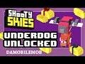 ★ SHOOTY SKIES Secret Characters   UNDERDOG Unlocked (TOP PUN UPDATE) ★